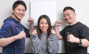 一緒に頑張るトレーナーをご紹介☆やる気と効果をアゲてくれる凄腕スタッフ集結『パーソナルトレーニングジムzips(ジップス)』