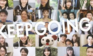 【PICK UP】仙台パルコ オリジナルWebCM「KEEP GOING!」公開